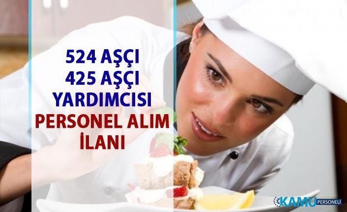 İŞKUR güncel personel alımı iş ilanları! Aşçı Personel alım ilanları!