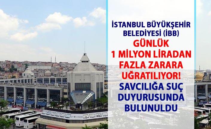 İstanbul Esenler Otogarı işletme süresi bitmesine rağmen İBB'ye devri yapılmıyor!