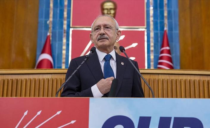 """Kılıçdaroğlu 7 YSK hakimine seslendi: """"Sizde ahlak, onur, haysiyet varsa istifa edersiniz"""""""