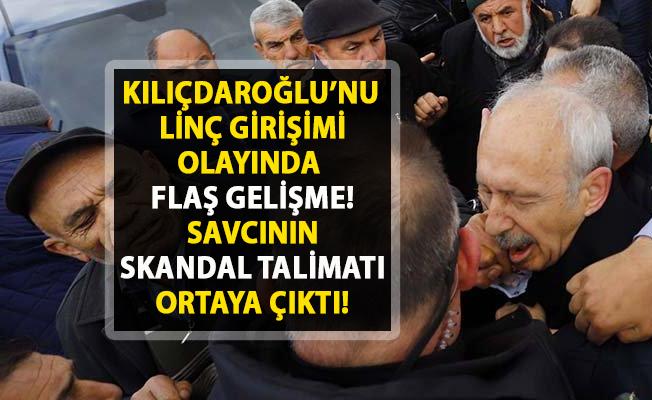 Kılıçdaroğlu'na linç girişimi davasında skandal gerçek ortaya çıktı!