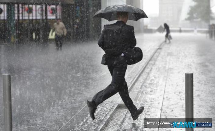 Meteorolojiden gök gürültülü sağanak ve sis uyarısı! 17 Mayıs 2019 yurt geneli son dakika hava durumu