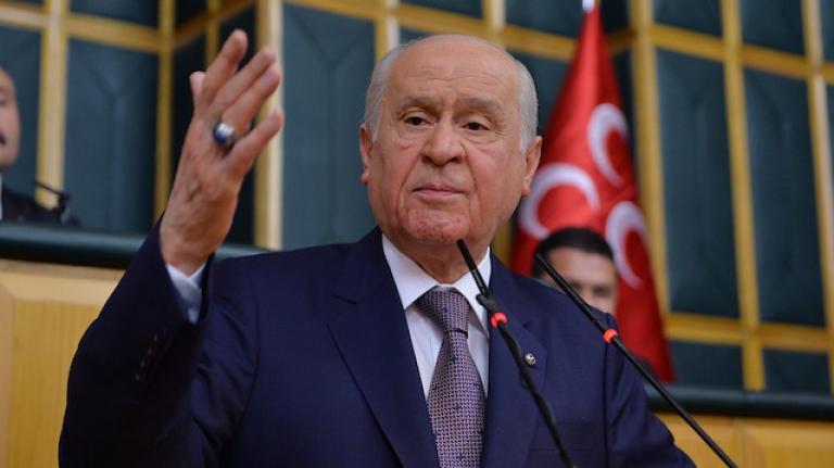 MHP Lideri Bahçeli'den YSK ve Cumhur İttifakı Açıklaması!