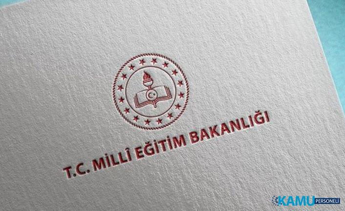 Milli Eğitim Bakanlığı Kamu Personeli Alım İlanı Yayımladı! MEB Personel Alımı İş İlanı 2019