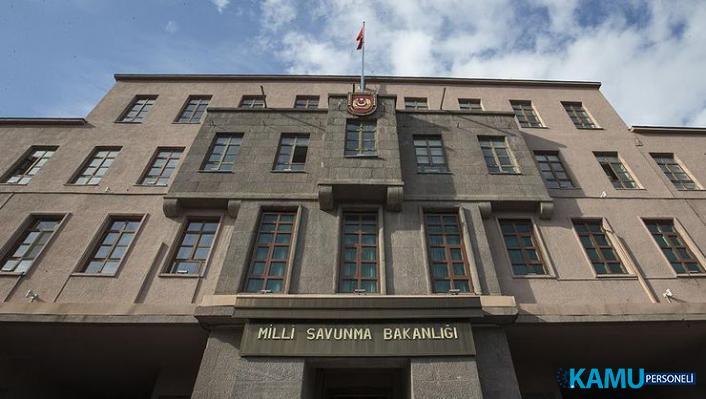 Milli Savunma Bakanlığı 523 Memur Alımı Sınav Sonucu Sorgulama Ekranı! MSB Sözleşmeli Personel Alımı Sınav Sonucu Öğrenme
