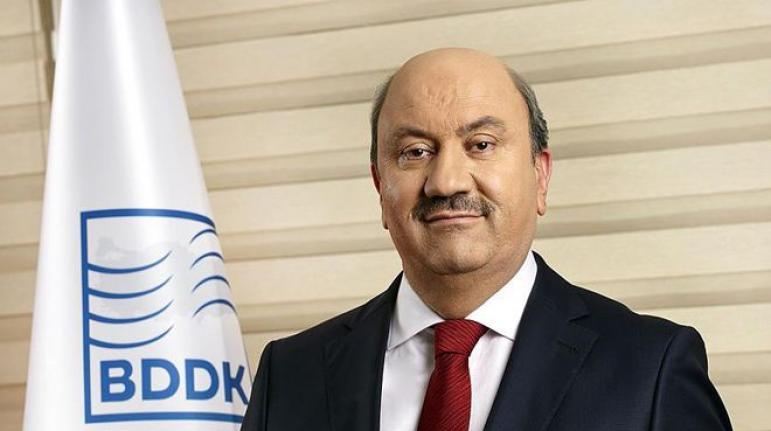 Resmi Gazete'de bugün yayınlandı! Cumhurbaşkanının imzasıyla BDDK Başkanlığına Mehmet Ali Akben atandı!