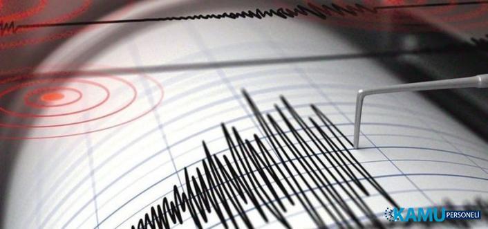 Son dakika deprem haberi! EL Salvador'da 6,6 şiddetinde deprem meydana geldi