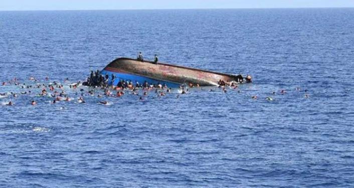 Son dakika! Tunus'ta insanlık faciası! Açıkta batan göçmen teknesi 70 can aldı, sayı artıyor...
