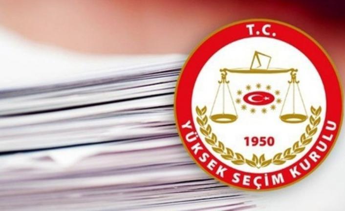 Son dakika! Yüksek Seçim Kurulu, İyi Parti ve CHP'nin 'tümü iptal edilsin' başvurusunu oy birliğiyle reddetti!
