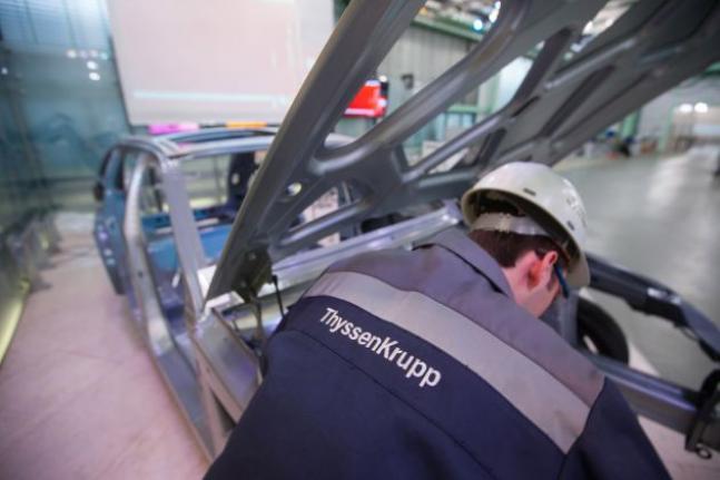 ThyssenKrupp 6 Bin Kişiyi İşten Çıkaracak!