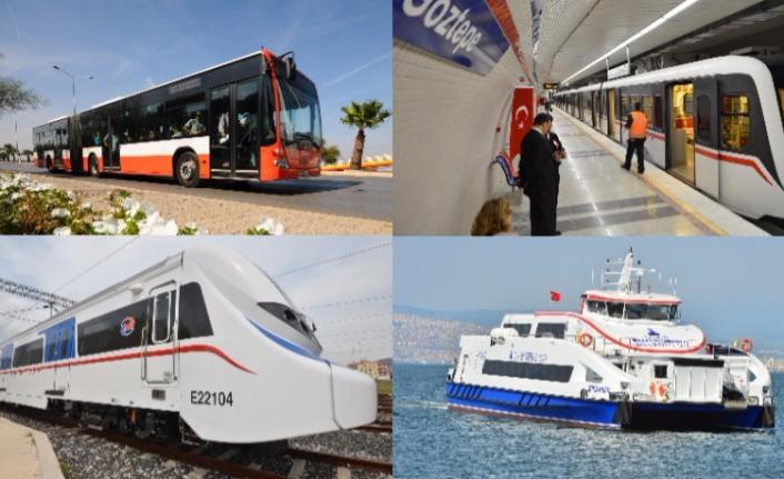 Tunç Soyer açıkladı! İzmir'de tüm ulaşım araçları o tarihlerde ücretsiz olacak