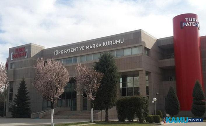 Türk Patent ve Marka Kurumu Personel Alım İlanı Yayımladı!