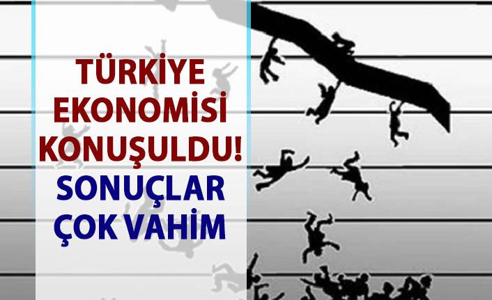 Türkiye ekonomisi ne durumda? Gündeme gelmeyen ekonomi sorunlar!