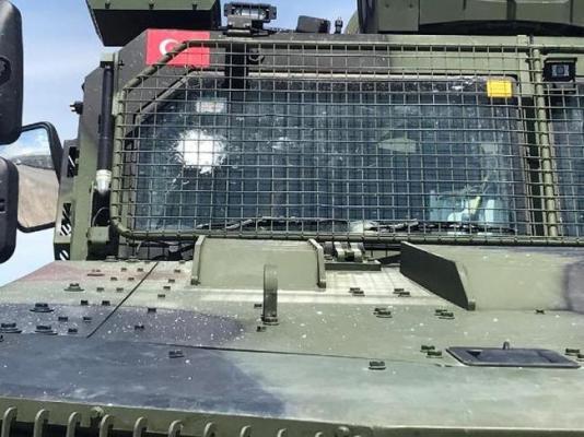 Türkiye-İran Sınır Hattında Hareketli Anlar! Sınır Karakoluna Taciz Ateşi Açıldı!
