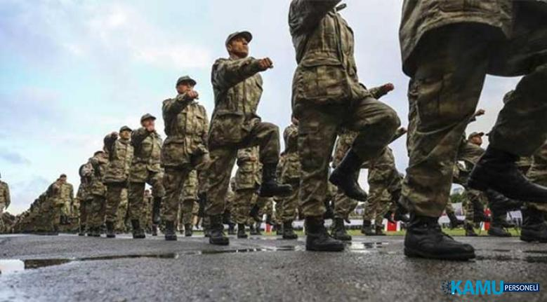 Yeni askerlik sistemi birçok avantajı getiriyor! 2 bin 20 TL harçlık, ulaşım ücretsiz olacak...