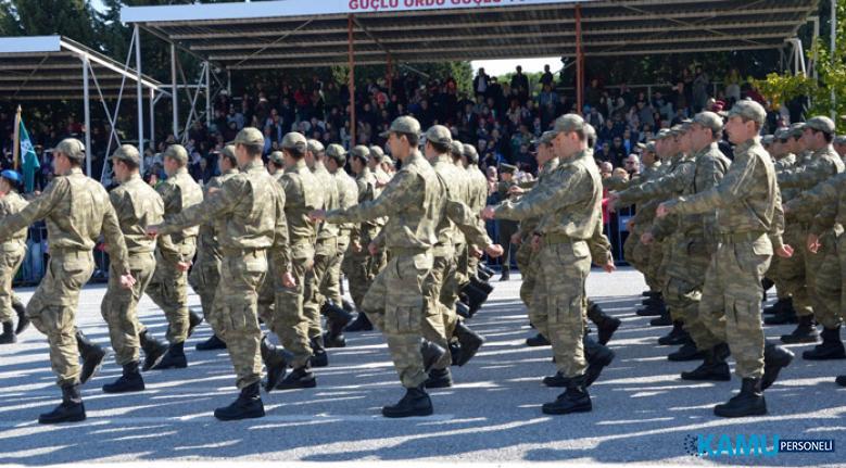 Yeni Askerlik Sistemi Mecliste Kabul Edildi