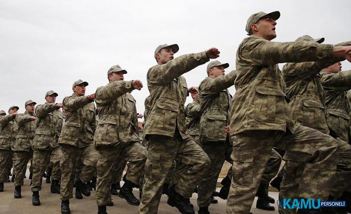 Yeni sistemde askere 2 bin 20 TL maaş! Yeni askerlik sistemi nasıl olacak?