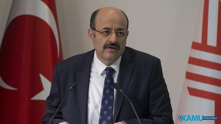 YÖK Başkanı Yekta Saraç Türkiye'deki Yabancı Öğrenci Sayısını Açıkladı!