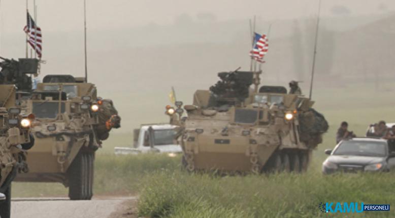 ABD'den Türkiye'ye S-400 misillemesi: ABD'den YPG'ye 200 TIR silah ve zırhlı araç!