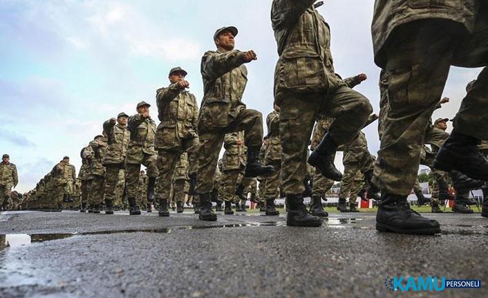 AK Parti'den Yeni Askerlik Sistemi Açıklaması! Asker Alma Kanun Teklifi Yasalaştı Mı?