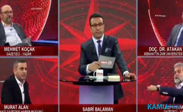 """Akit TV'de Flaş Sözler! Askerler Hakkında """"Eşşek Gibi Saf Tutacaklar"""" Açıklaması"""