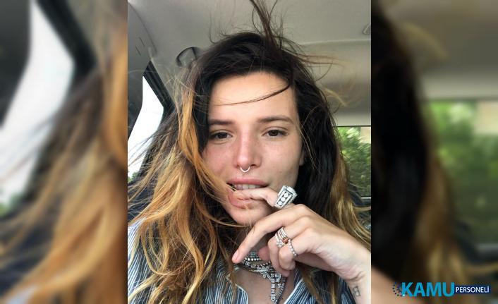 Amerikalı oyuncu Bella Thorne hackerlara inat pozlarını paylaştı! Bella Thorne kimdir?