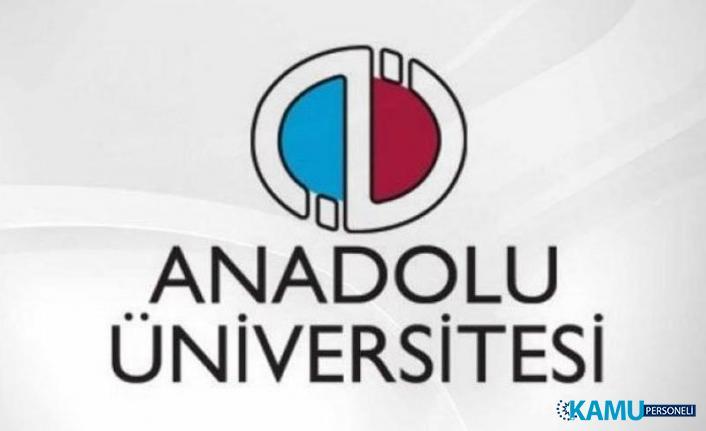 AÖF Anadolu Üniversitesi Açıköğretim yaz okulu kayıtları uzatıldı