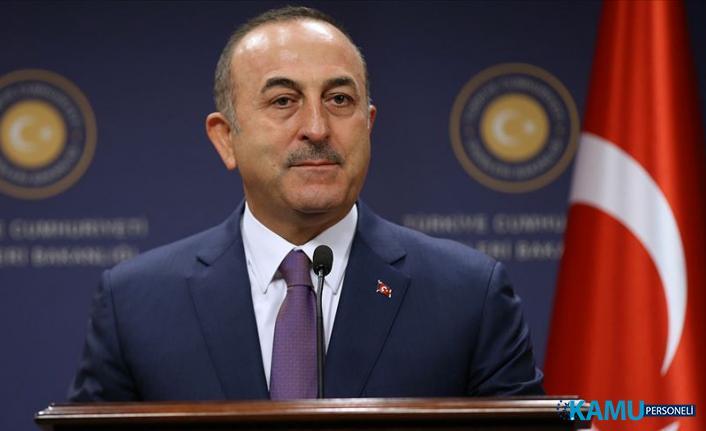 Bakan Çavuşoğlu'ndan flaş S-400 açıklaması: ''Bu tür mektuplarla Türkiye aldığı kararlardan vazgeçmez''