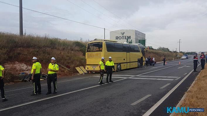 Bandırma'da yolcu otobüsü ile araba çarpıştı! Kaza faciaya döndü: 4 ölü, 42 kişi yaralı
