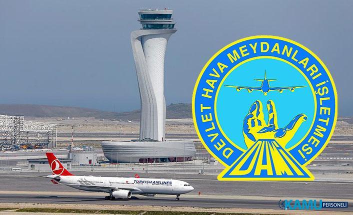 Devlet Hava Meydanları İşletmesi (DHMİ) 112 Memur Alımı Sınav Yerleri ve Tarihleri Belli Oldu!