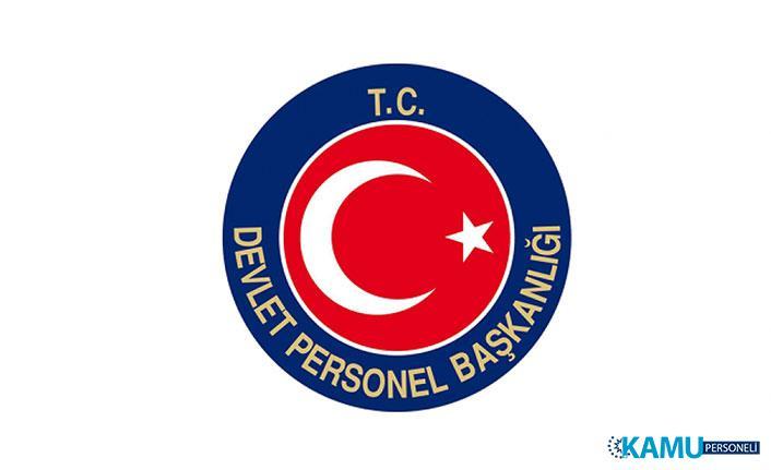 Devlet Personel Başkanlığı (DPB) En Az 50 KPSS'li ve KPSS'Siz Güncel Memur ve İşçi Alımı İş İlanları!