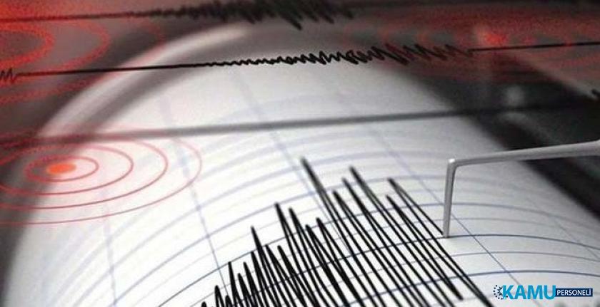 Endonezya'da 6.2 büyüklüğünde şiddetli deprem!