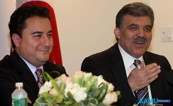 Ethem Mahçupyan, Abdullah Gül Ve Ali Babacan'ın Kuracağı Yeni Parti İçin Tarih Verdi!