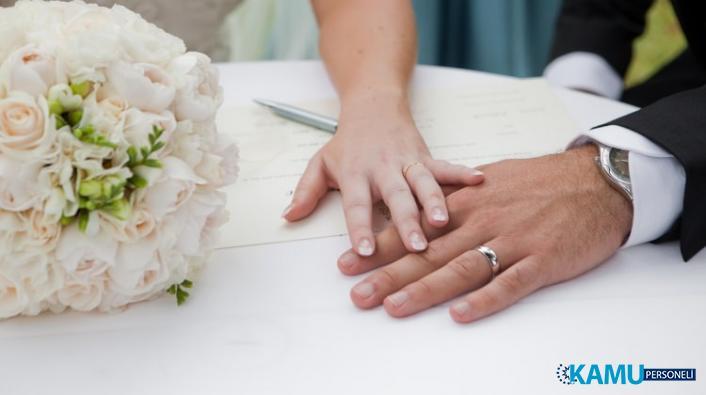 Evlenenlere Devlet Yardımı Konut ve Çeyiz Desteği Veriliyor! 68 Bin TL Evlilik Desteği Nasıl Alınır?