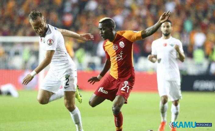 Galatasaray Akhisarspor TFF Süper Kupa maçı Eryaman Stadyumu'nda oynanacak