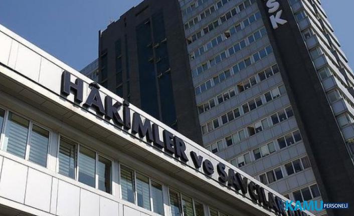 HSK'dan, İstanbul'daki ilçe seçim hakimleri hakkında soruşturma!