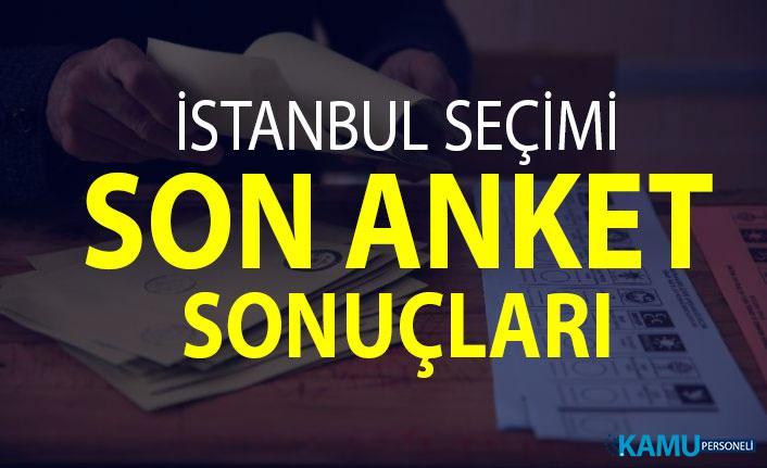 İstanbul son anket sonuçlarında kim önde? İşte MAK ve Optimar Anket sonuçları
