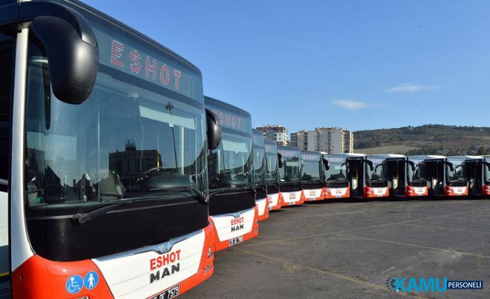 İzmir Büyükşehir Belediyesi 100 Kadın Şoför Alımı Yapacak!
