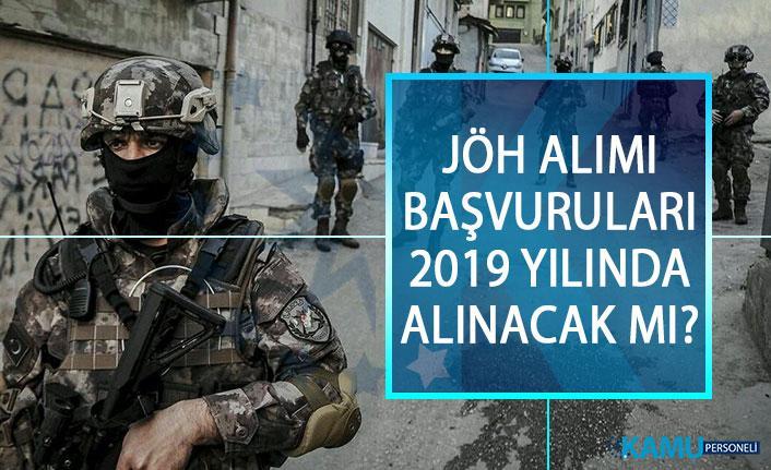 Jandarma Özel Harekat (JÖH) Alımı Başvuruları 2019 Yılında Yapılacak Mı? JÖH Nedir, Nasıl Olunur?