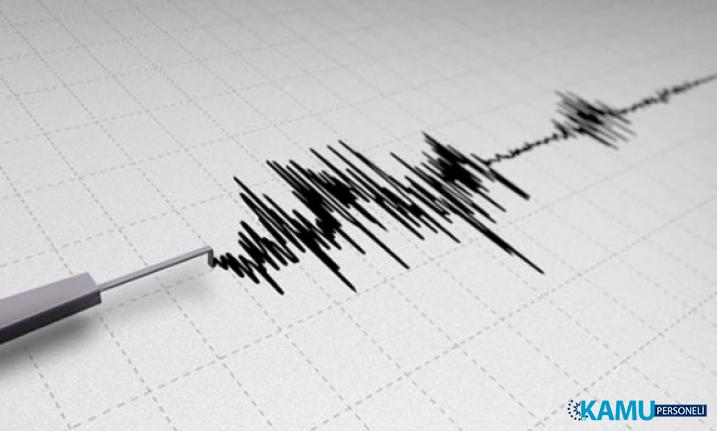 Kandilli açıkladı: Elazığ Sivrice'de korkutan deprem! 3 Haziran son depremler