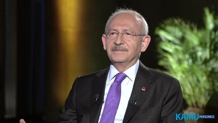 Kılıçdaroğlu: Ekrem Bey'in Rakibi De Artık Binali Bey Değil, Ekrem Bey'in Rakibi YSK'dır
