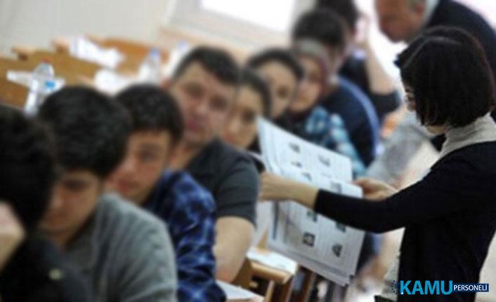 Liselere Giriş Sınavı (LGS) İçin 2 Oturum Ücreti Ödensin Talebi!