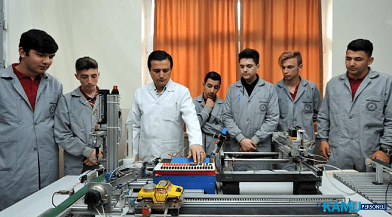 Milli Eğitim Bakanlığı (MEB) 10 bin TL maaşlı teknikerler yetiştirecek! İşte tekniker yetiştirilecek liseler