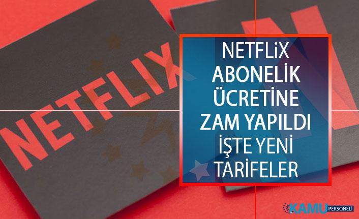 Netflix Abonelik Ücreti Zamlandı! Dizi ve Film Netflix Abonelik Ücretleri Ne Kadar?