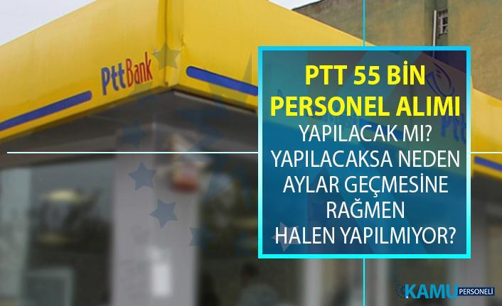 PTT personel alımı neden yapılmıyor? PTT memur alımı iş başvurusu nasıl yapılır ve 2019 alımı başvuru şartları ne zaman belli olacak?