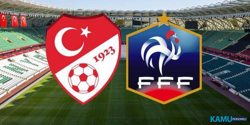 Türkiye- Fransa Avrupa Şampiyonası Maçı Ne Zaman, Saat Kaçta? Türkiye- Fransa Maçı Hangi Kanalda?