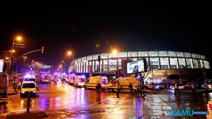 Vodafone Park Saldırısında 39'u Polis, 46 Kişiyi Şehit Eden Terörist Hakkari'de Yakalandı!