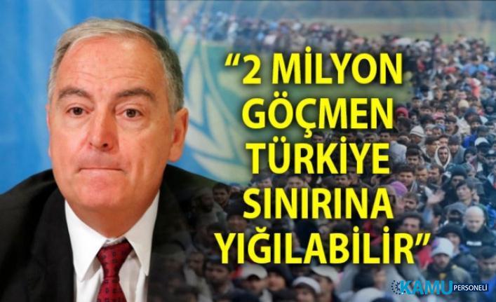 Yeni Suriyeli göçmen akımı uyarısı! BM, 2 milyon Suriyeli daha Türkiye'ye gelebilir uyarısında bulundu