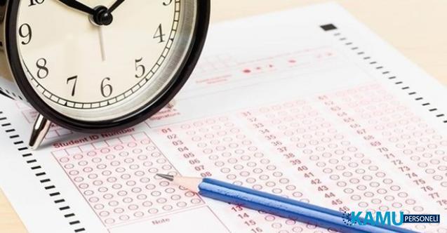 2019 KPSS Alan Bilgisi Sınavı Ne Zaman Yapılacak?
