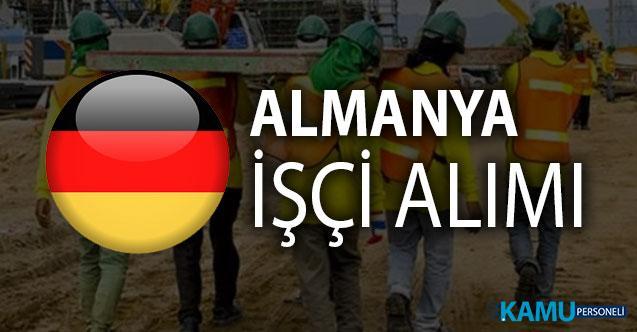 Almanya işçi alımı başvurusu. 2019 Almanya işçi alımında şartlar ve meslekler
