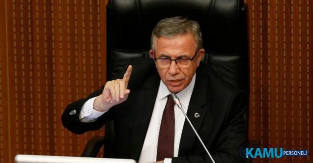 Ankara Büyükşehir Belediye Başkanlığı Bütçesi 136 Milyon TL Fazla Verdi